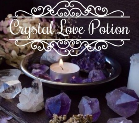 Crystal Love Potion